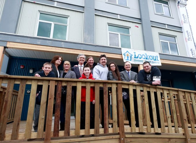 Doors open to new homes for people in need in Abbotsford
