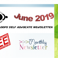 The Kamloops Self Advocates Newsletter June Edition