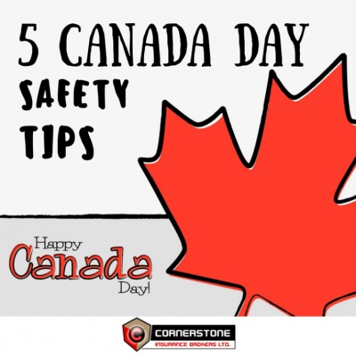 5 Canada Day Safety Tips