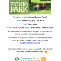 Spectrum Society Summer Picnic