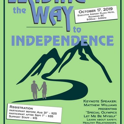 2019 Self-Advocates Conference: Leading the Way to Independence