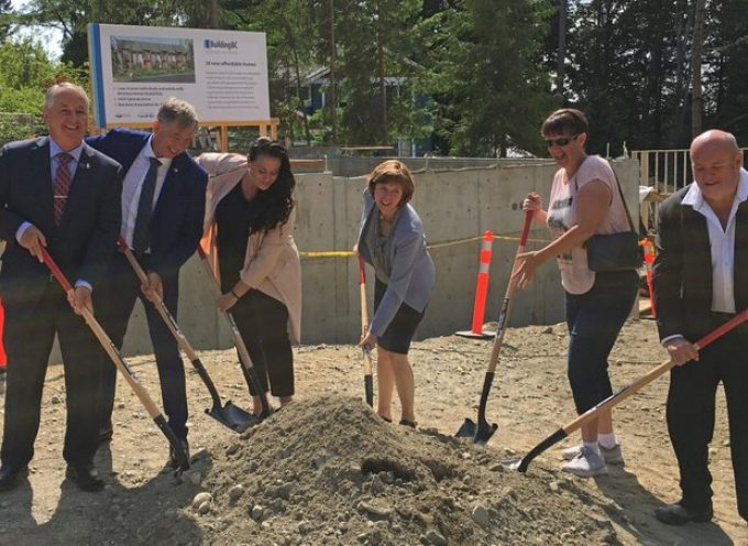 More accessible and affordable homes coming to Nanaimo