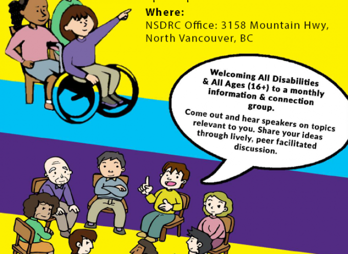 Disabled Community Connection Network