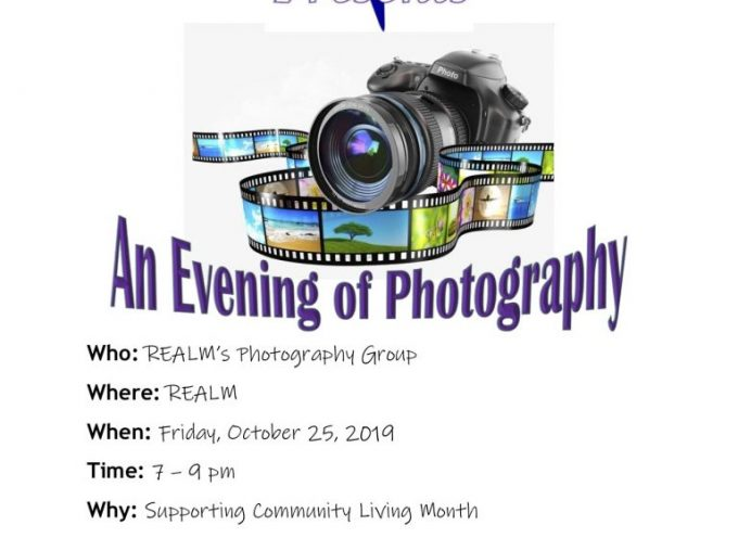 An Evening of Photography (REALM BC)