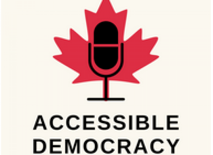 New Podcast on Accessible Democracy