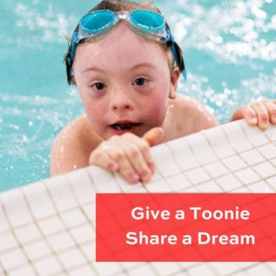 Staples Give a Toonie Share a Dream campaign supporting Special Olympics Canada