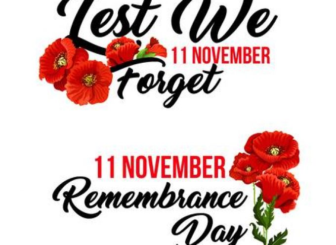 Remembrance Day November 11th,2019