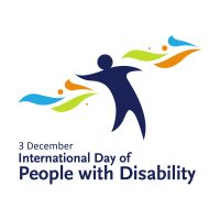 International Day of Persons with Disabilities December 3,2019