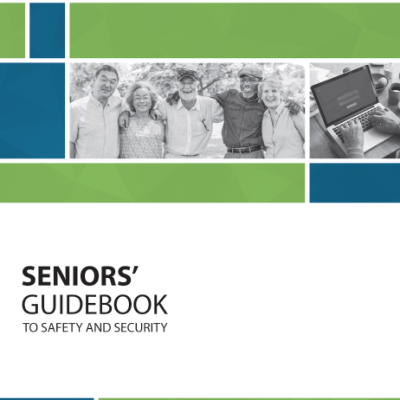 Seniors' Guidebook To Safety And Security