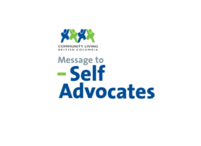 Message from CLBC CEO and Self Advocate Advisor Dec 12,2019