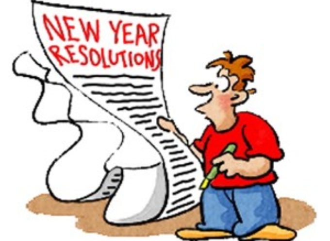 50 New Year's Resolution Ideas And How To Achieve Each Of Them