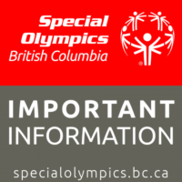 Special Olympics BC COVID-19 Information March 29,2020