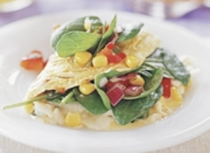 Quick and Easy Omelet