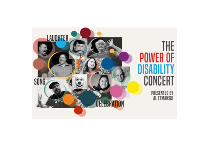 The Power of Disability Concert