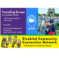 Travelling Europe as a Disabled Couple
