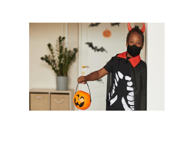 The B.C. Centre for Disease Control Halloween Tips 2020