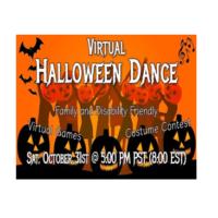 Virtual Halloween Dance