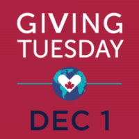Giving Tuesday the global day of giving in Canada,on December 1, 2020