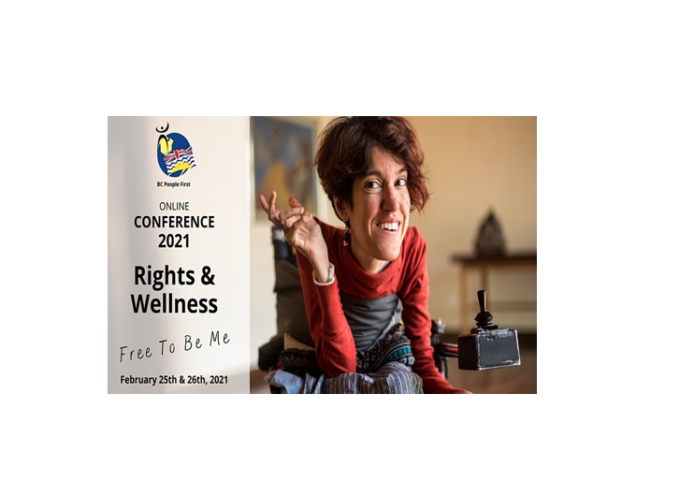 BCPF Conference 2021: Rights & Wellness – Free To Be Me