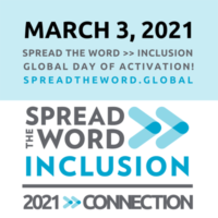 Spread the Word to End the Word Campaign Date March 3rd,2021