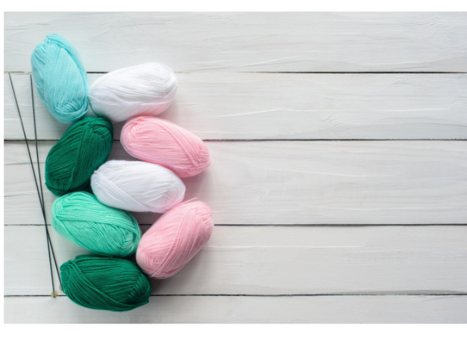 Break Away from the Covid Blues- Learn to Knit