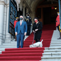Throne speech outlines work to put pandemic behind us, plans for strong recovery