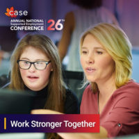 CASE presents:The Annual National Supported Employment Conference Number 26