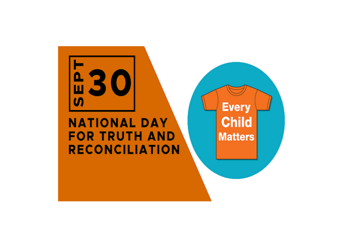 National Day for Truth and Reconciliation  September 30th,2021