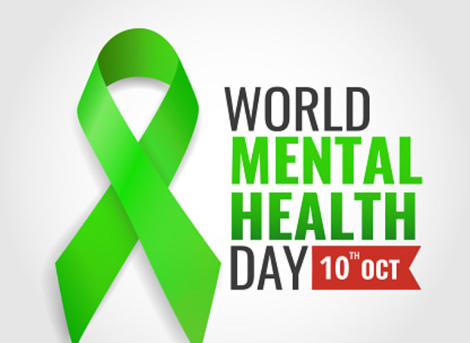 World Mental Health Day October 10th,2021